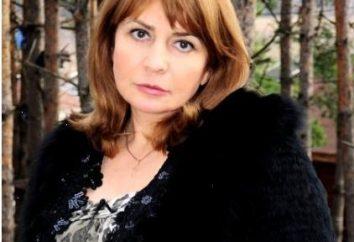 Dieta Agibalova Irina Aleksandrowna. Irina do utraty wagi