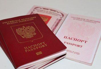 En qué período y cómo cambiar su pasaporte después del matrimonio