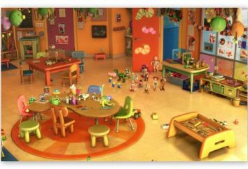 Kreis im Kindergarten: Tanz, Theater, Gesang