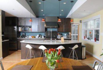 kuchnia w prywatnym domu. projektowanie kuchni w prywatnym domu