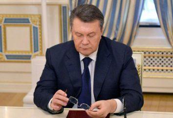 Biografia Yanukovych – il percorso alla presidenza