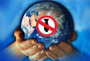 El problema de la paz y el desarme, la prevención de la guerra nuclear