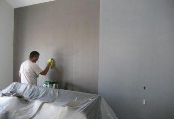 Wie die Wand für Tapezierung vorzubereiten: ein paar Regeln