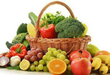 fruta útil para el corazón. Verduras y frutas para el corazón y los vasos sanguíneos: la lista