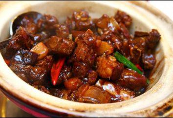 Cosa cucinare per la cena di maiale: Vindaloo ricetta della cucina indiana