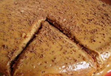 Jak gotować kawę ciasto: kilka odmian pieczenia
