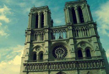 Claude Frollo, Notre Dame de Paris: obraz, opis, opis