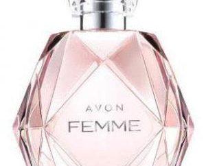 Eau de parfum Avon Femme: comentários, descrição sabor e características