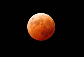 Di cosa si tratta – la Luna, il pianeta che ruota intorno alla terra?