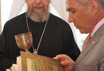 Anastasia metropolitana di Kazan (nel mondo Alexander Mikhailovich Metkin). Vescovo della Chiesa Ortodossa Russa