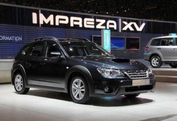 Bez skojarzeń: nowe Subaru Impreza XV