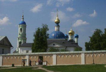 Kozelskaya diocesi e la storia della sua creazione