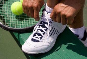 Wie ein guten Tennisschuh wählen?