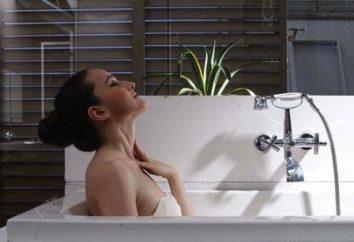 Pourquoi rêver sur la façon dont une personne va se laver dans la douche?