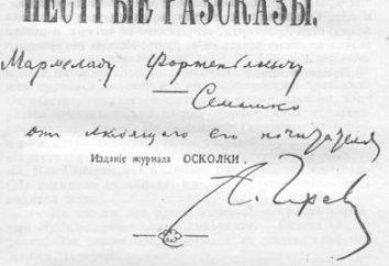 classiques se souvenir: A. P. Chehov, « La mort du fonctionnaire », un résumé de la