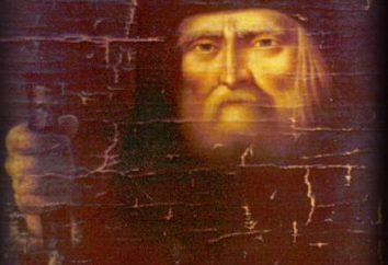 Serafino di Sarov Akathistos. Akathistos di San Serafino di Sarov. Le previsioni di Serafima Sarovskogo