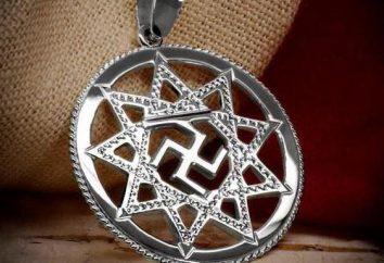 """O significado ea interpretação do símbolo e talismã """"Salão do Javali"""""""