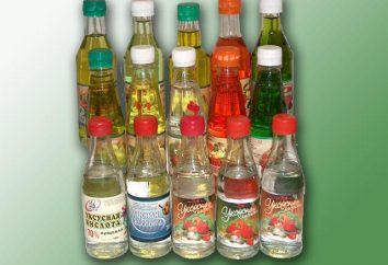 Qu'est-ce qui se passe si vous buvez du vinaigre: premiers soins et conséquences