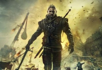 """Passage von """"The Witcher"""", einer der besten modernen RPG"""
