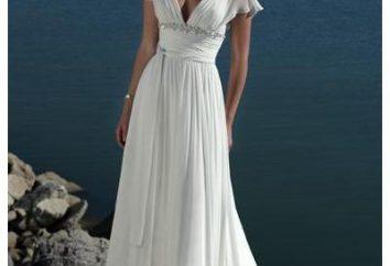 Robes de mariée dans le style Empire. Beauté et féminité
