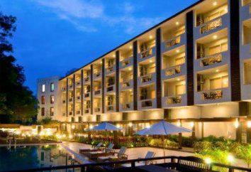 Hotel Nagoa Grande Resort & Spa 4 * (North Goa, Indien): Beschreibung und Fotos
