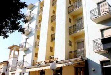 Hotel 3 * Quisisana (Rimini, Marina Centro): descrizione, servizi, recensioni