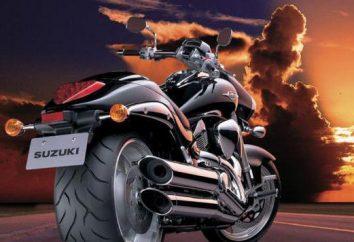 """Motos """"Suzuki-Intruder"""": especificaciones y comentarios"""