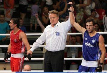 Niepokonany rosyjski bokser radżaba Butaev