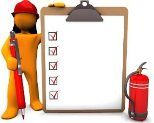 Declaração de segurança contra incêndio. Amostra: Declaração de Segurança Contra Incêndios