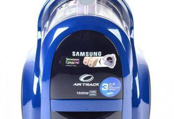Aspirador Samsung SC4520: uma visão geral, as especificações, instruções, recursos e comentários