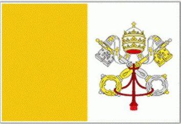 In einigen Ländern ist die quadratische Fahne? Geschichte der Urzustand Symbole.