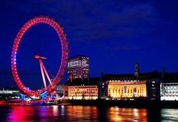 Símbolos de Londres: uma imagem única da cidade