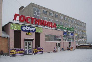 Se le invita hoteles (Gubaja, región de Perm)
