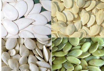 Mogę mieć nasiona do odchudzania? Nasiona słonecznika, dyni: korzyści i szkody