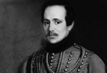 """""""Borodino"""". MY Lermontov l'analisi della poesia"""