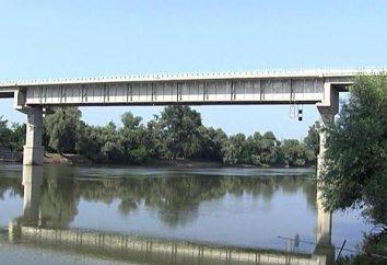 Po otwarciu mostu nad Kuban Varenikovskaya po naprawie?