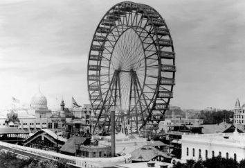 """""""Roda-gigante"""": entretenimento para o benefício"""
