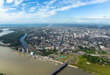 Pêche dans et autour de Barnaul