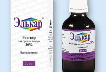 """Indicaciones de uso """"Elkar"""" de la droga para el niño. Críticas especialistas"""
