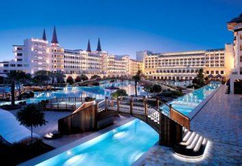 Mejor costoso hotel de Telman Ismailov en Turquía para clientes ricos