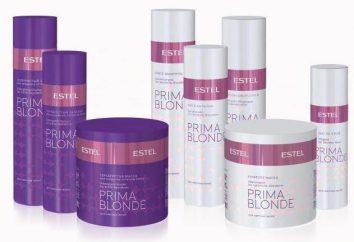 Cosmétiques professionnels « Estelle » – un soin et soins du corps cheveux expert