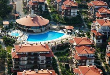 Santa Marina Hôtel 4 * (Bulgarie / Sozopol) – photos, prix et commentaires