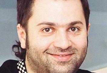 """Były gospodarz """"Comedy Club"""" Tash Sarkisyan: Biografia, kariera i życie osobiste"""
