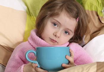 Sibilância em crianças. Pieira quando a respiração em crianças. Chiado no filho sem febre