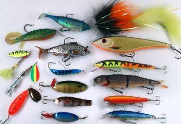 """Wobblers """"Jackson"""" – una variedad de modelos para la pesca del lucio"""