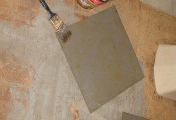 Como colar os azulejos nas telhas com as mãos