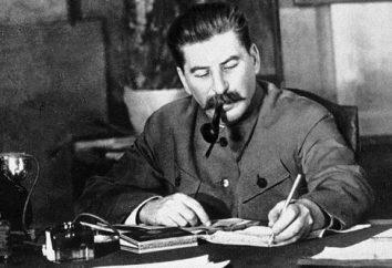 le socialisme stalinien: les principales caractéristiques et caractéristiques