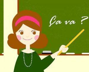 descrição do trabalho de professores em alunos do ensino fundamental e médio
