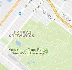 Czy Greenfield – elitarnej cmentarz w Nowym Jorku