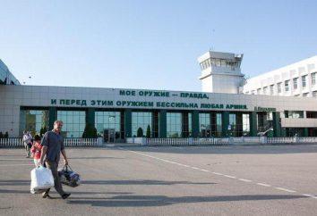 Aéroport (Terrible): description et histoire